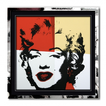 Warhol // Golden Marylin 38 -  ed.Sunday B Morning